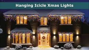 outdoor xmas lighting. Outdoor Christmas Lights - Icicle, LED And Supabright Xmas YouTube Lighting