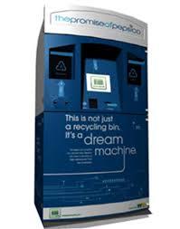 Recycle Vending Machine Stunning Pepsi's Reverse Vending Machine Pays You To Recycle So Fresh And