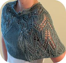 Capelet Pattern Adorable Capelet Knitting Patterns In The Loop Knitting