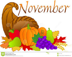 Image result for november clip art