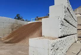 inter locking concrete blocks