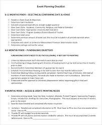 Event Planning Checklist Pdf Event Planning Checklist 11 Free Word Pdf Documents Download
