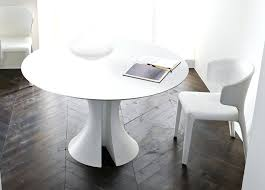 white round kitchen table expandable round dining table 2 modern white round dining table white kitchen