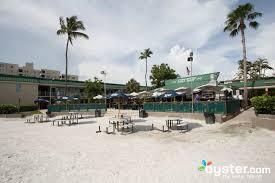 pincher s tiki bar at the wyndham garden fort myers beach oyster