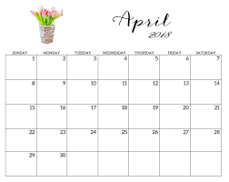 april 2018 word calendar april 2018 calendar word free download