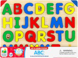 The Learning Journey Lift & Learn ABC ...