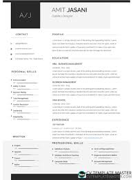 Contact Icons Microsoft Word Cv Template Cv Template Master