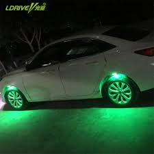 Car Light Decoration Online Buy Wholesale Wheel Car Light From China Wheel Car Light