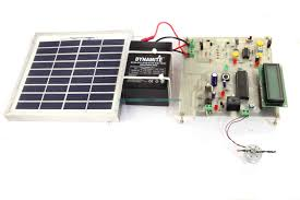 auto electrical circuit diagram images solar powered irrigation system solar projects embedded systems
