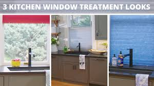 Kitchen Window Coverings Window Treatments Ideas For Curtains Blinds Valances Hgtv