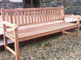 teak garden bench richmond