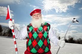 real santa claus north pole. Plain Claus Pictures Of Real Santa Claus Playing Golf At North Pole In L