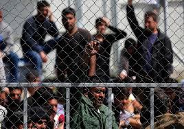 Αποτέλεσμα εικόνας για λαρσο λεσβου προσφυγεσ