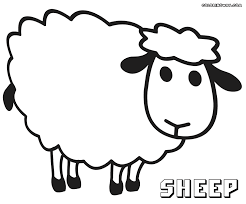 Small Picture Sheep coloring pages Coloring pages to download and print