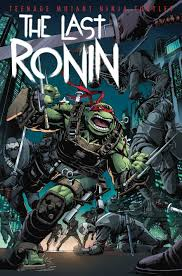 TMNT The Last Ronin Wallpaper ...