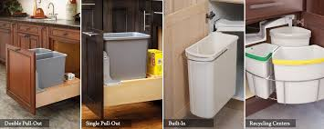 pullout trash can.  Trash Pull Out Trash Cans Inside Pullout Can