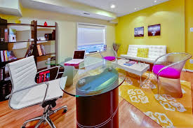 colorful home office. colorful home office r