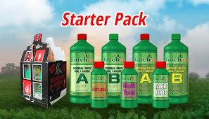 Dutchpro Nutrients Starter Pack