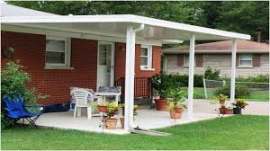 patio cover plans free standing how to patio cover aluminum home improvement 2017 free standing