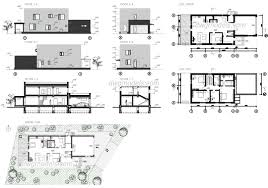 modern house dwg cad blocks free