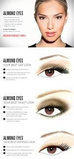 eye makeup for almond eyes by smashbox