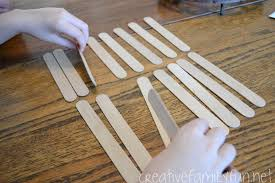 Game With Wooden Sticks Learn Math Facts with Math Fact Sticks Creative Family Fun 90