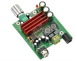 AOSHIKE 8-25V 100W TPA3116 Subwoofer Digital Power <b>Amplifier</b> ...