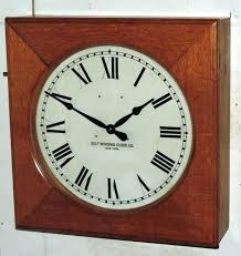 light oak wall clocks medium image for oak pendulum wall clock with chime antique large oak light oak wall clocks