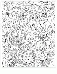 Small Picture Coloring Pages Complex Coloring Page Book Elephant Pages With