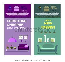 Furniture sale advertisement Sample Interior Design Furniture Sale Advertisement Flyers Elements Of Interior Shutterstock Furniture Sale Advertisement Flyers Elements Interior Stock Vector