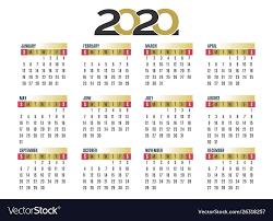 2020 calandars wall calendar 2020