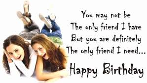 Birthday Quotes For Best Friend Magnificent Birthday Quotes For Best Friend Elegant 48 Happy Birthday Quotes For