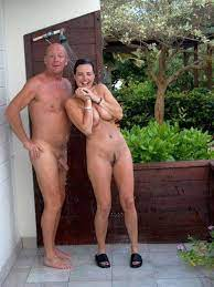 Just Naked Mature Couples