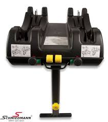 Isofix-base for Recaro Childseats (only for seats with Isofix preparation,  Young Profi Plus/Young Expert Plus)