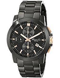 amazon co uk kenneth cole watches kenneth cole men s quartz watch classic kc9065