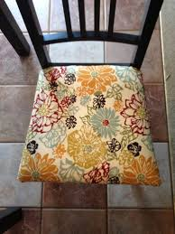 Kitchen Cushion Flooring Chair Cushions Walmart Ellis Curtain Logan Dining Chair Cushion