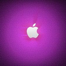 Free download Purple Apple Logo iPad ...