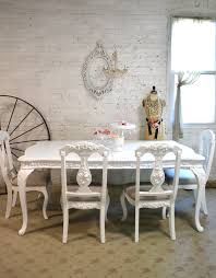 cottage dining room tables. Dining Table Painted Cottage Chic Shabby White French Tab Room Tables