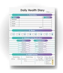 Food And Exercise Diary Entry 5 By Gabrielcarrasco1 For I Need A Food Exercise Log