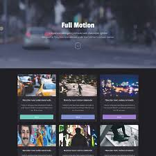 website template video templated free css html5 and responsive site templates