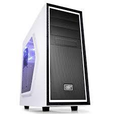 Купить TESSERACT SW WHITE <b>Корпус DeepCool TESSERACT</b> ...