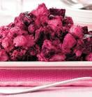 bollywood potato salad  pink potato salad