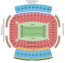 Commonwealth Stadium Seating Chart Kroger Field Tickets And Kroger Field Seating Chart Buy