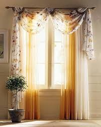 10 Best Living Room Curtains Images On Pinterest Curtain Designs with  regard to Curtain Decorating Ideas For Living Rooms