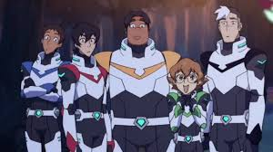 Voltron Legendary Defender Height Chart The Voltron Paladins 13 Things You Didnt Know Den Of Geek
