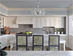 Painted Kitchen Cabinet Soffits