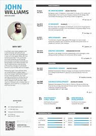 Creative Resume Templates Free Download For Microsoft Word From