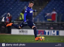 Sergej Milinkovic Savic Lazio Roma 28-02-2018 Stadio Olimpico Stock Photo -  Alamy