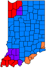 File Indiana Time Counties Png Wikimedia Commons