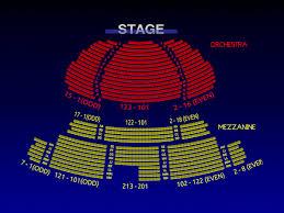Roundabout Studio 54 Seating Chart Studio 54 Interactive 3 D Broadway Seating Chart History